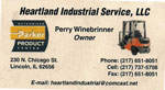 Heartland Industrial Service, LLC
