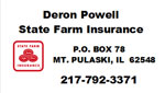 Deron Powell State Farm Insurance