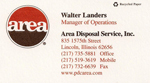 Area Disposal Service, Inc.