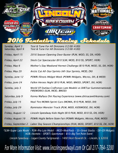 LincolnSchedule2016